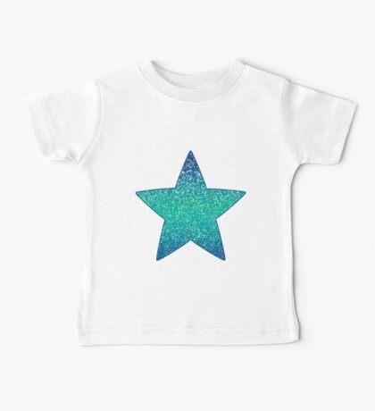 Glitter Graphic Baby Tee