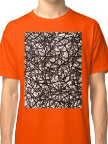 Grunge Art Abstract  Classic T-Shirt