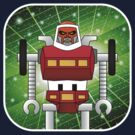 "Cy-Kill ""Evil Robot Leader"" (Gobots) by thespookyfog"