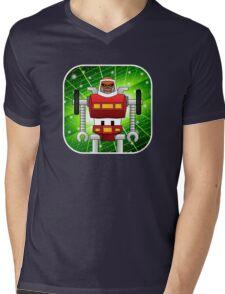 "Cy-Kill ""Evil Robot Leader"" (Gobots) Mens V-Neck T-Shirt"