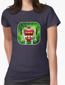 "Cy-Kill ""Evil Robot Leader"" (Gobots) Womens Fitted T-Shirt"