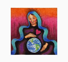 Earth Mother Mary Unisex T-Shirt