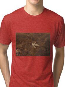 Leaf. Tri-blend T-Shirt