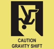 Gravity Shift by David Dellagatta