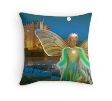 Irish Fairy Princess Throw Pillow