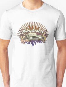 Vintage Winchester Metallicar T-Shirt