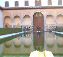 Turkish Bath Granada by charlie mcanulty