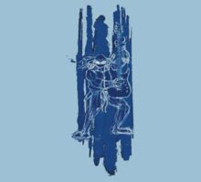 TMNT Rock: Leo by LightningArts