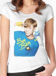 Got 7 - BamBam Women's Fitted Scoop T-Shirt