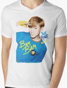 Got 7 - BamBam Mens V-Neck T-Shirt