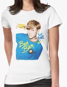 Got 7 - BamBam Womens Fitted T-Shirt