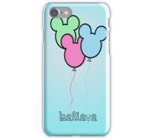 But Mickey Balloons. iPhone Case/Skin