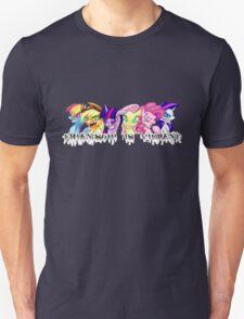 Friendship is Violent Unisex T-Shirt