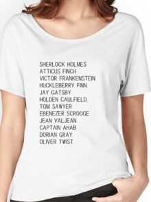 Classic Heroes Women's Relaxed Fit T-Shirt