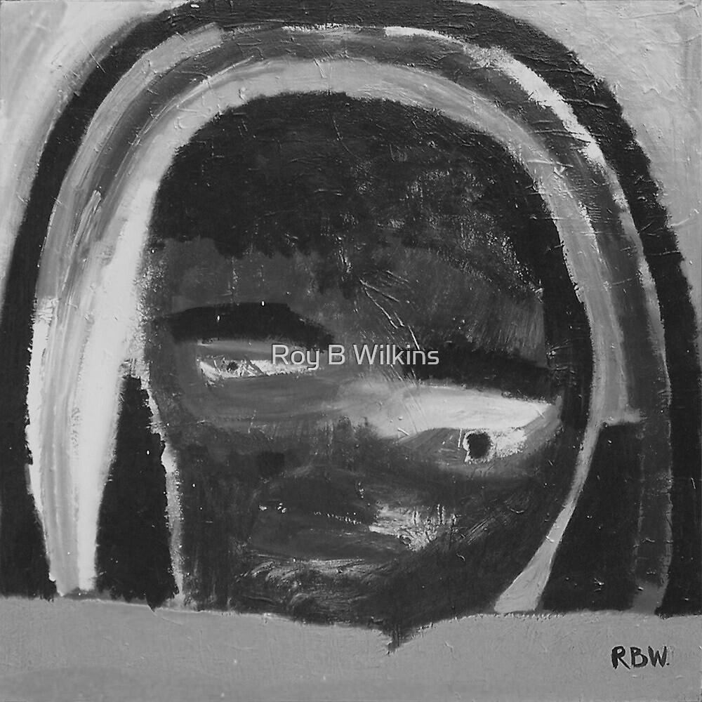 in bed(blackandwhite) by Roy B Wilkins