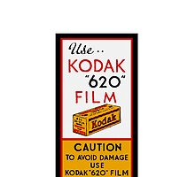 Kodak 620 - Avoid Damage by axemangraphics