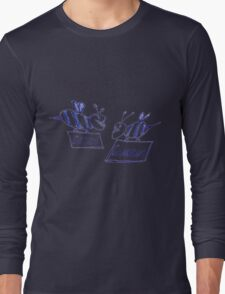 Community Gambino (grey) Long Sleeve T-Shirt