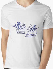 Community Gambino (grey) Mens V-Neck T-Shirt