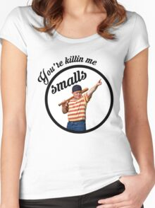You're Killin' Me, Smalls Women's Fitted Scoop T-Shirt