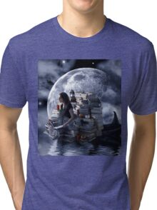 Fiction Tri-blend T-Shirt