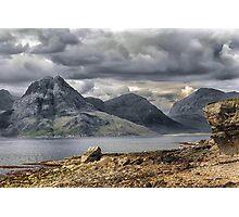Elgol Isle of Skye Photographic Print