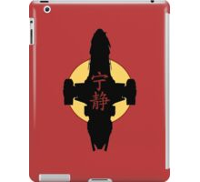Serenity Ship iPad Case/Skin