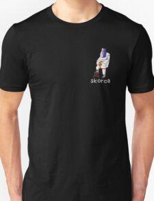 AstroWhale - Black Edition - Skorca T-Shirt