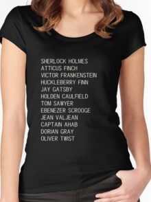 Classic Heroes 2 Women's Fitted Scoop T-Shirt