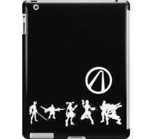 Borderlands Silhouette iPad Case/Skin