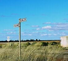 Welcome to the Wheatbelt by Debbie-anne