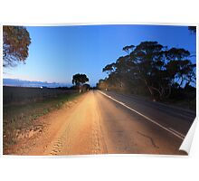 Road Home part 2, Maitland, South Australia Poster