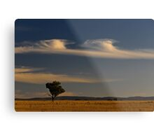 Liverpool Plains Metal Print