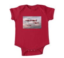 Red Arrows One Piece - Short Sleeve
