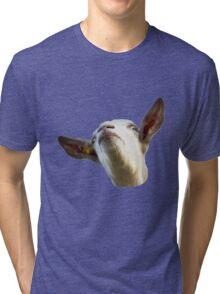 Yoda - The Goat Tri-blend T-Shirt
