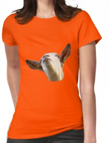 Yoda - The Goat Womens Fitted T-Shirt