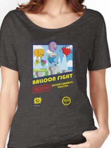 Adventure in Balloon Fighting Women's Relaxed Fit T-Shirt