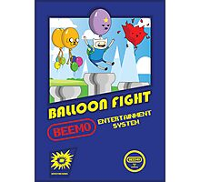 Adventure in Balloon Fighting Photographic Print