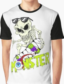 Monster Grind Graphic T-Shirt
