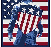Captain America Film by Gelato
