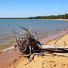 The magic of Arnhem Land - isolated tropical beach by georgieboy98