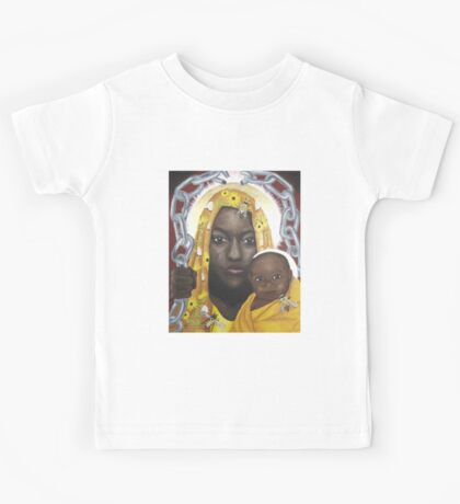 Our Lady, Breaker of Chains Kids Tee