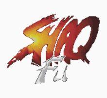 Shaq Fu One Piece - Short Sleeve