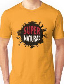 Supernatural World dark Unisex T-Shirt