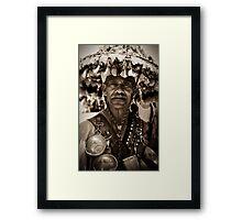 Marrakesh Man Framed Print