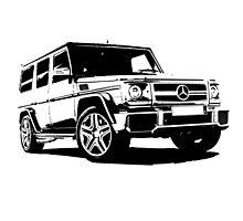 Mercedes-Benz G-Class by garts