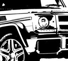 Mercedes-Benz G-Class Sticker
