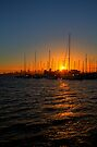 sunrise over Willianstown by collpics