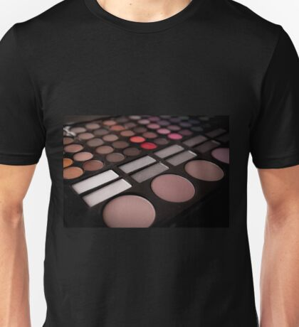Eye shadows palette Unisex T-Shirt