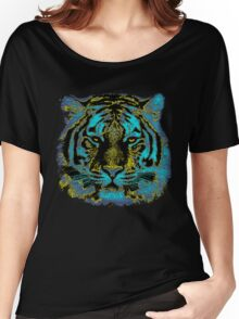 Vintage Tiger Fine Art Women's Relaxed Fit T-Shirt