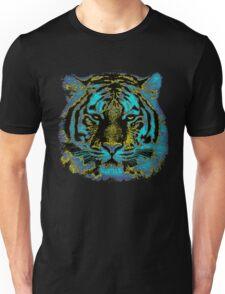 Vintage Tiger Fine Art Unisex T-Shirt